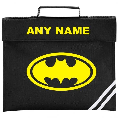 Batman Book Bag